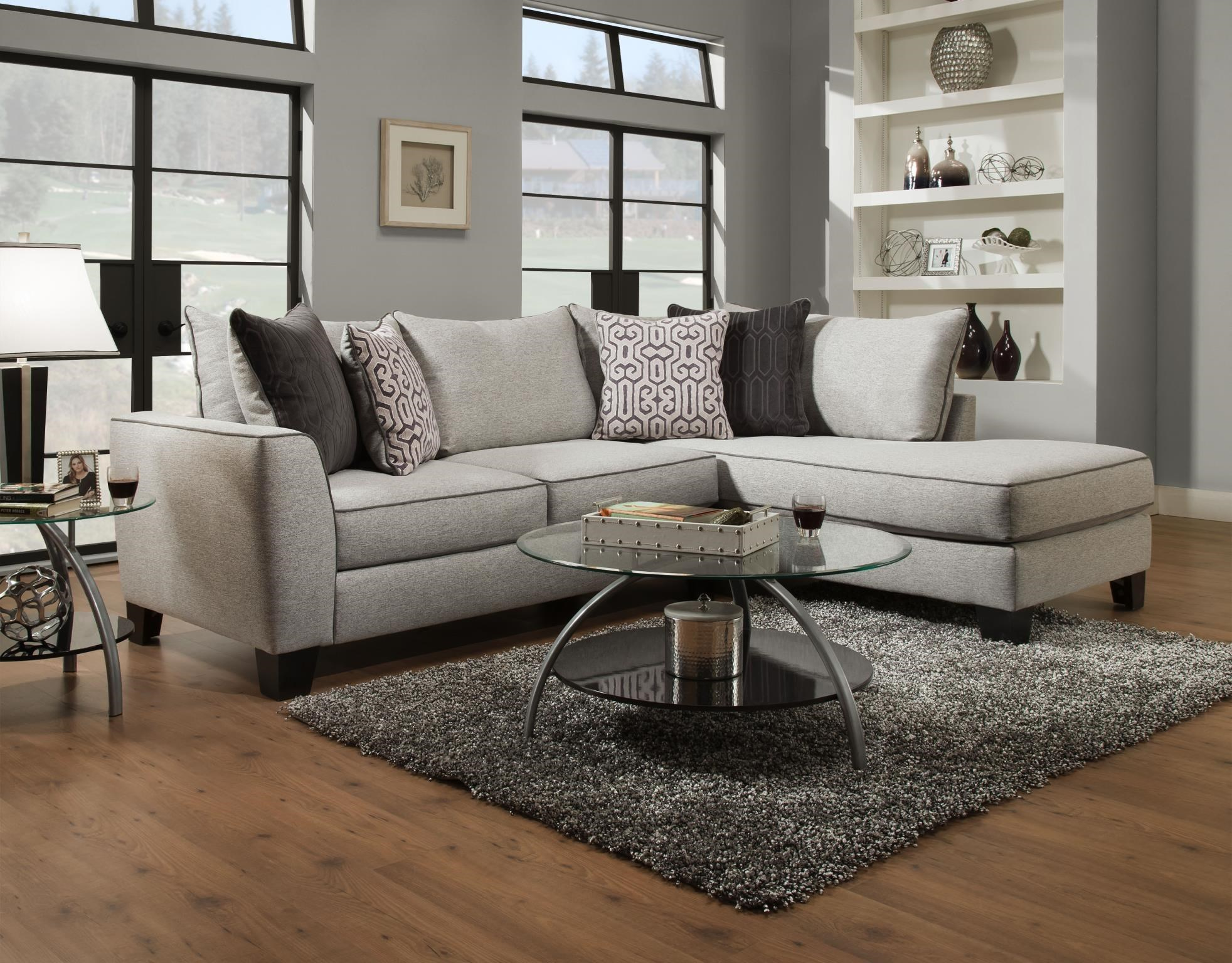 Albany ALBANY Sectional