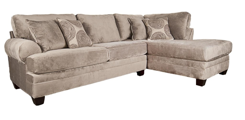 Agustus 2 Piece Sectional Morris Home Sectional Sofas