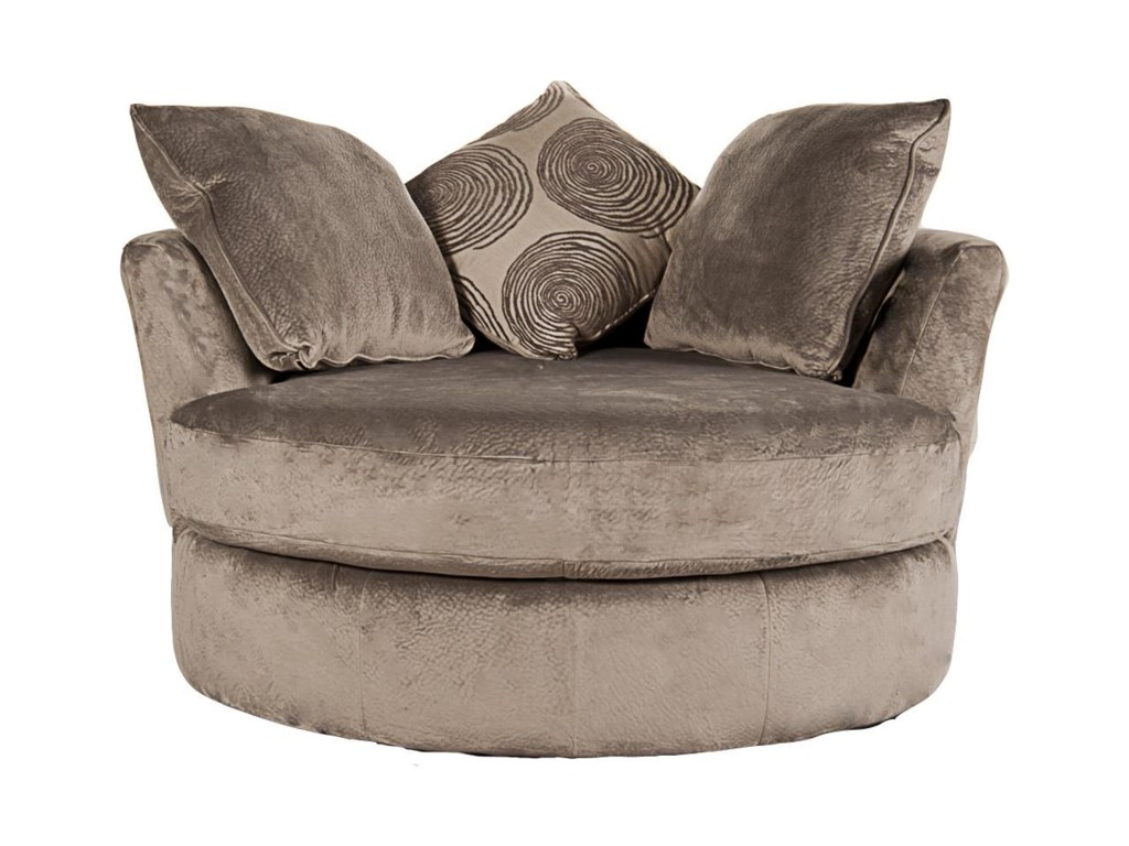 Swivel Upholstered Chair Home Design Ideas