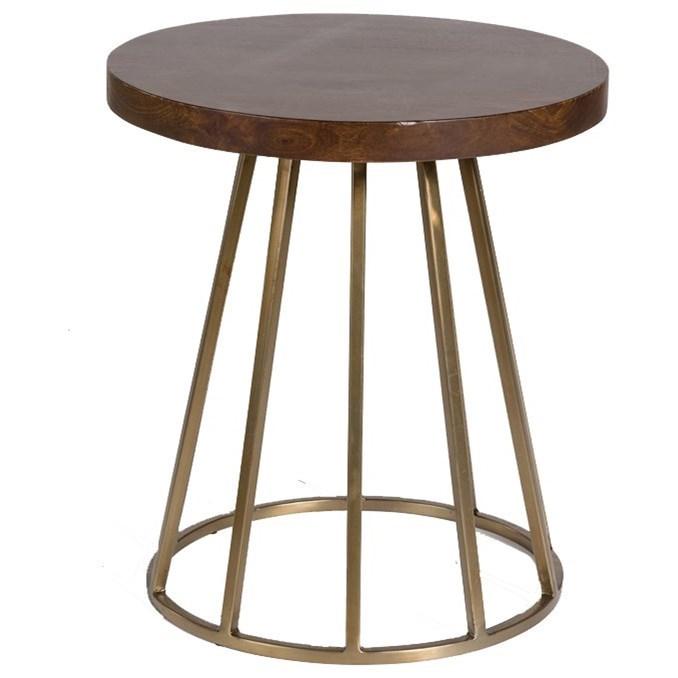 Exceptionnel Alder U0026 Tweed Braxton Contemporary Accent Table