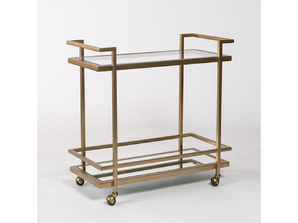 Alder & Tweed BrentwoodBar Cart