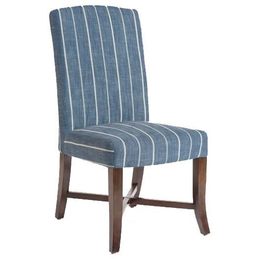 Alder U0026 Tweed Mercer Dining Parsons Side Chair