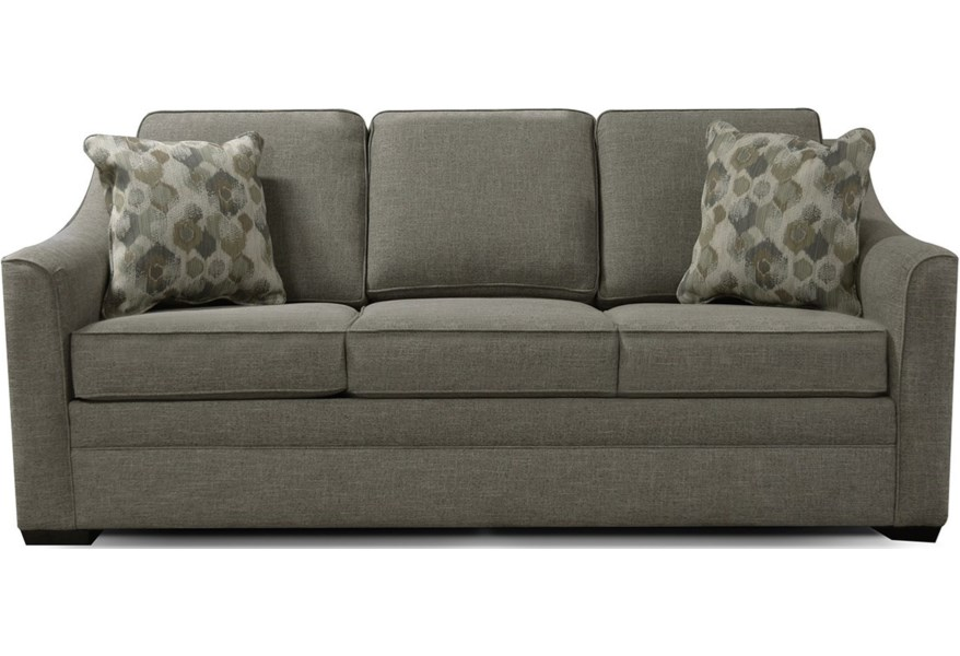Alexvale V4T0 Sofa with Casual Style   Steger\'s Furniture ...