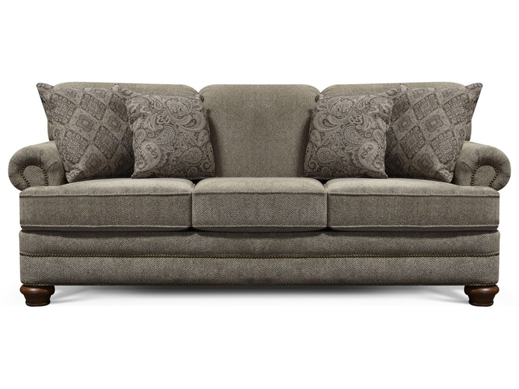 V5q0 Sofa With Traditional Style