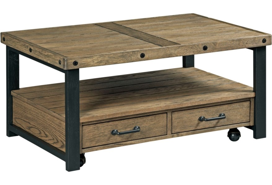 Drawer Tail Table