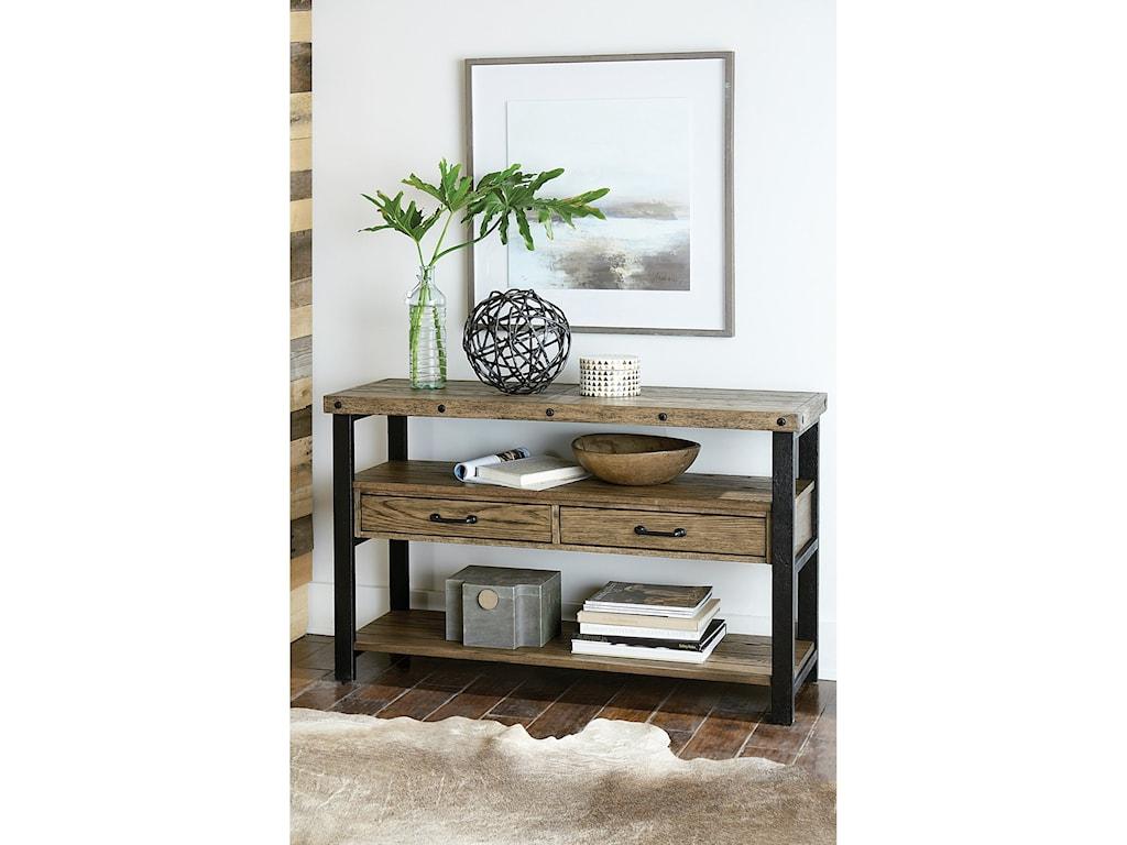 Alexvale WorkbenchSofa Table