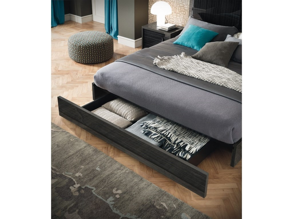 Alf Italia MinervaCalifornia King Storage Bed