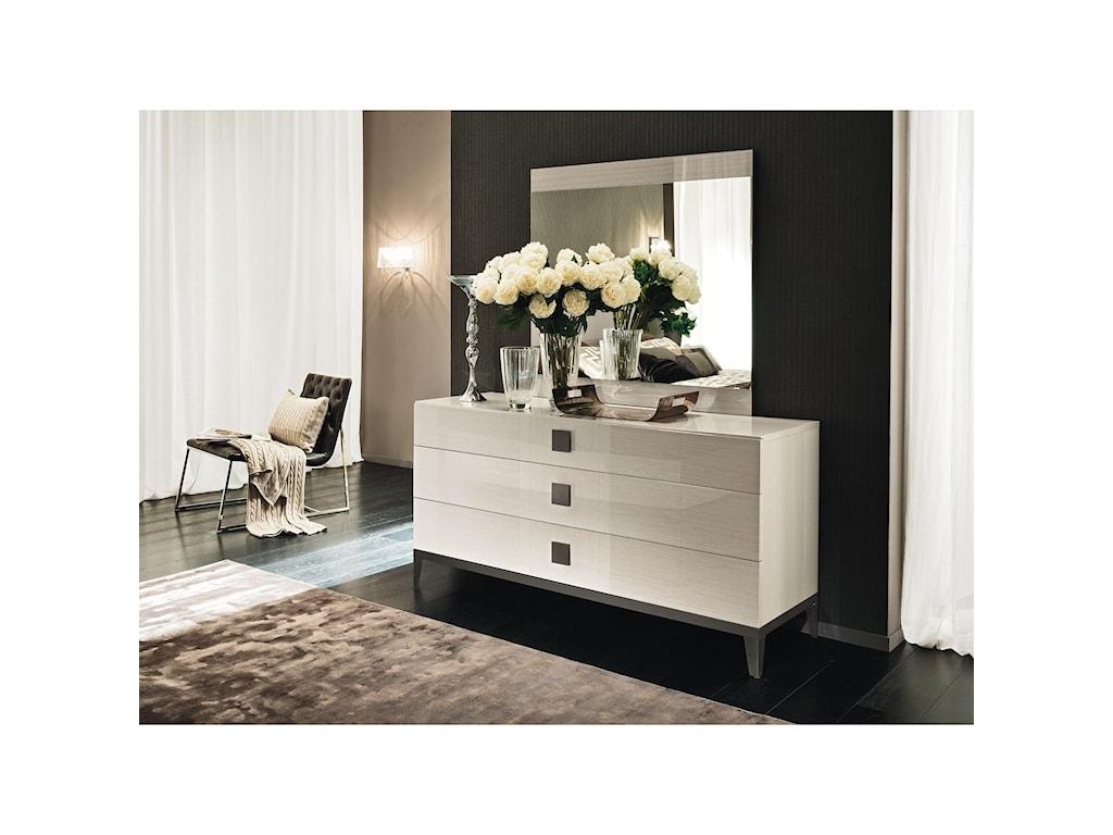Alf Italia Mont Blanc3 Drawer Dresser