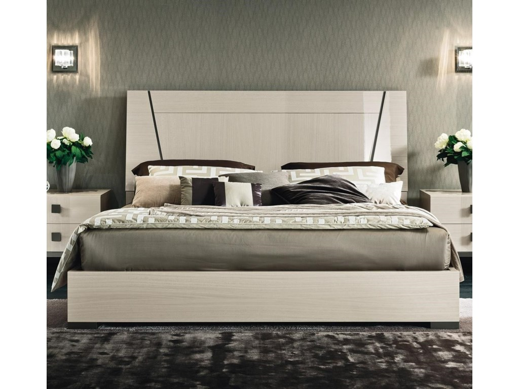 Alf italia mont blancking low profile bed