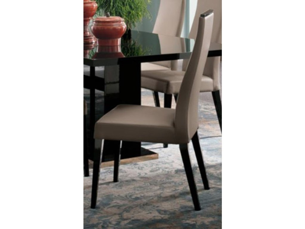 Alf Italia Mont NoirDining Side Chair