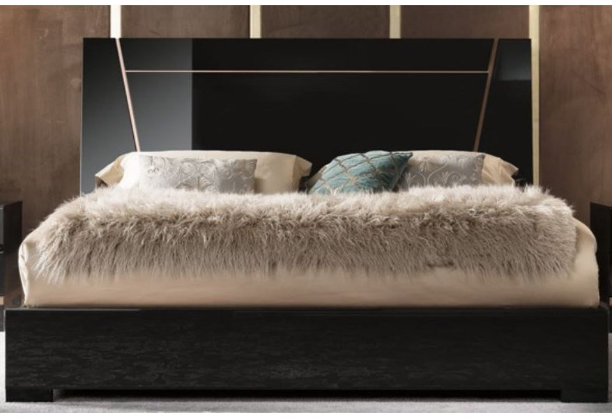 Mont Noir California King Bed