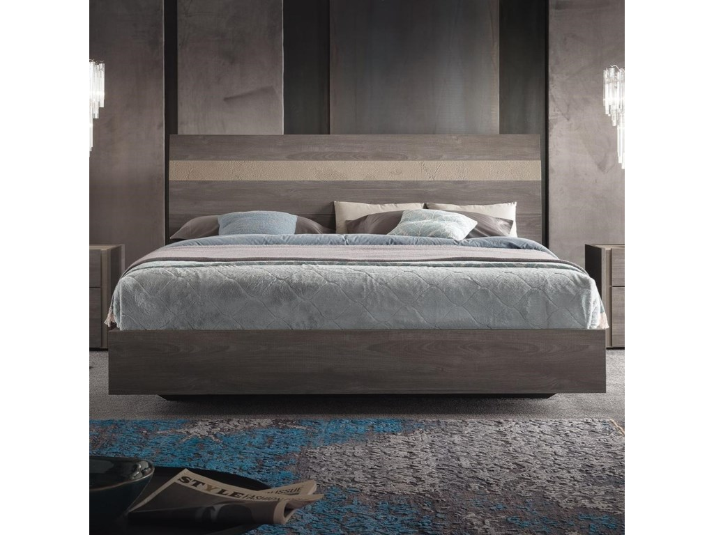 Alf Italia NizzaQueen Bed