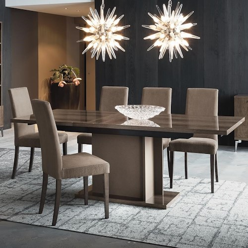 Alf Italia Vega Vega Table and Chair Set with 18