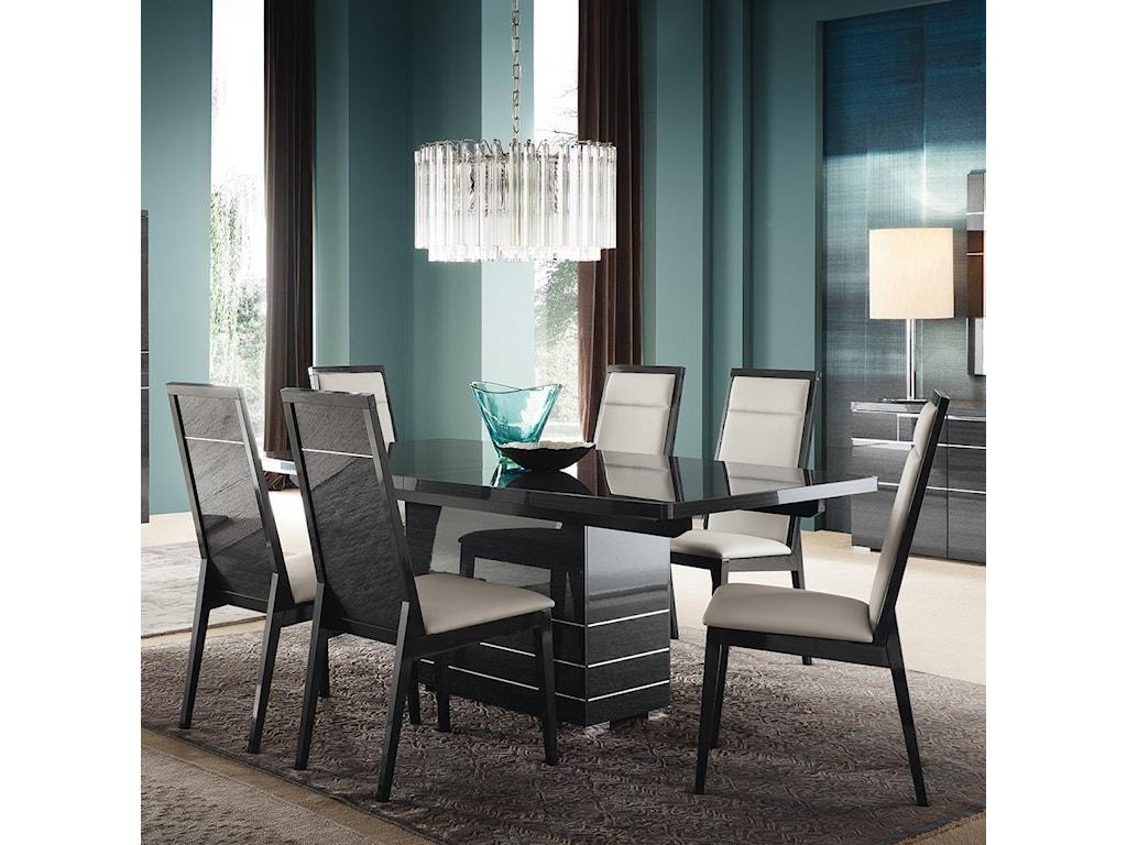 Alf Italia VersiliaRectangle Table and Chair Set