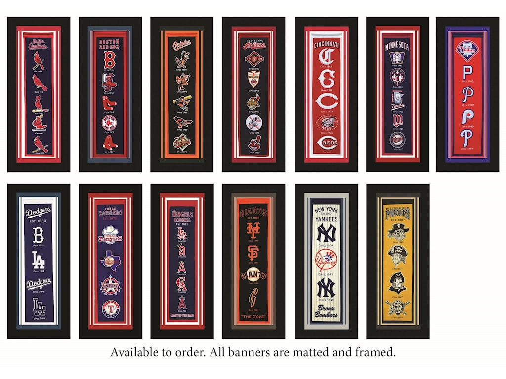 Michigan Arts & Sports MLBNew York Yankees Sports Banner