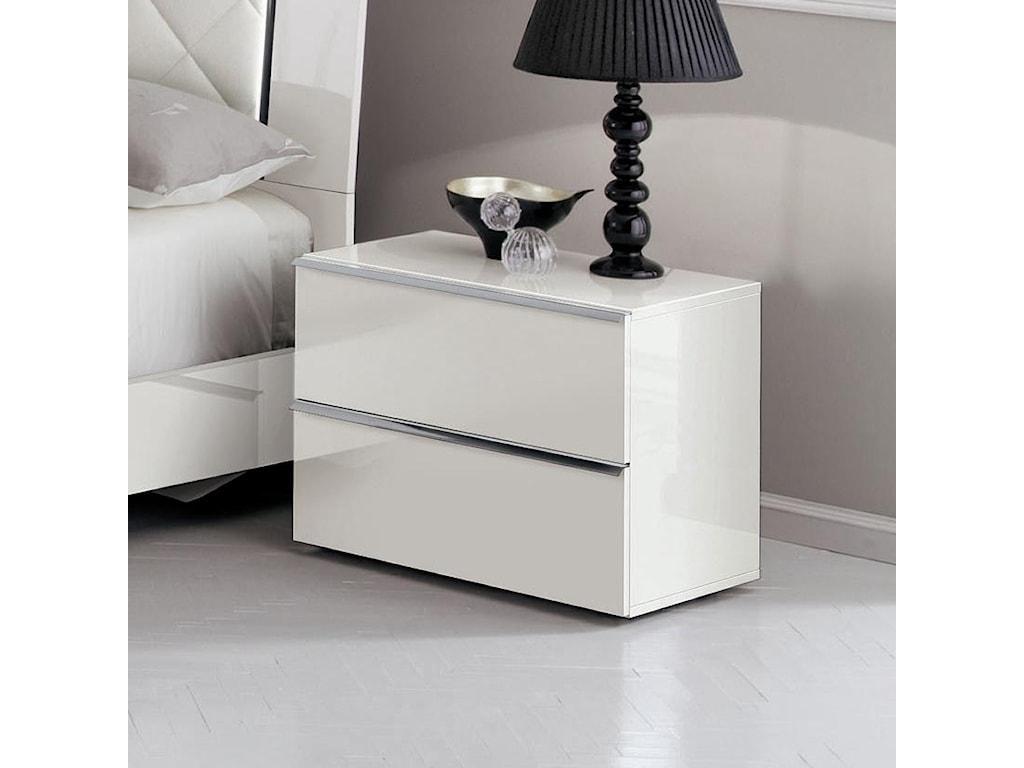 Alf Italia Stella KJSE0130 2 Drawer Night Stand | Corner ...