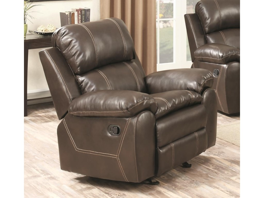 Amalfi Home Furniture BurlingtonRocker Recliner