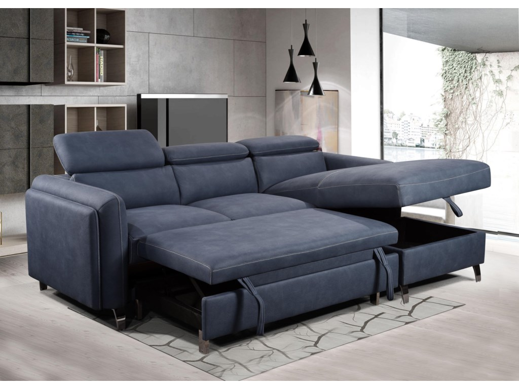 Amalfi Home Furniture AverySectional