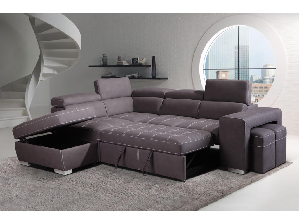 Amalfi Home Furniture PROSTIANOSectional
