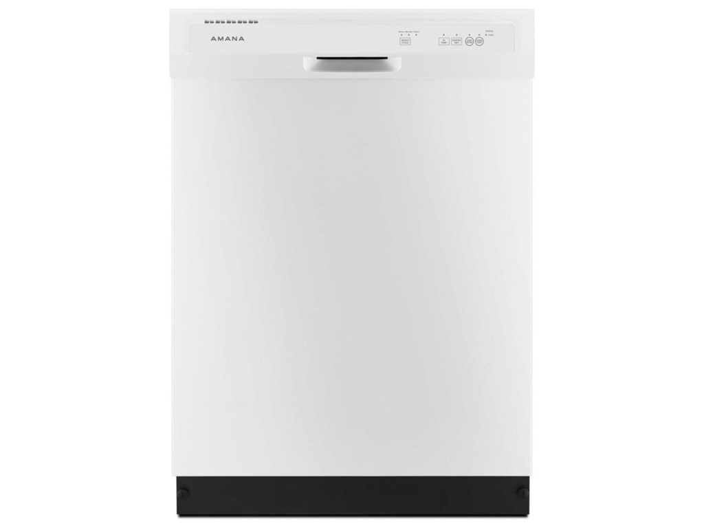 Amana Built-In DishwashersAmana® Dishwasher with Triple Filter Wash Sy