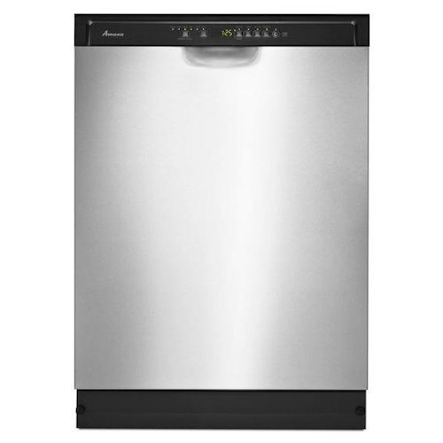 Amana Built-In Dishwashers ENERGY STAR® Tall Tub Dishwasher with Stainless Steel Interior