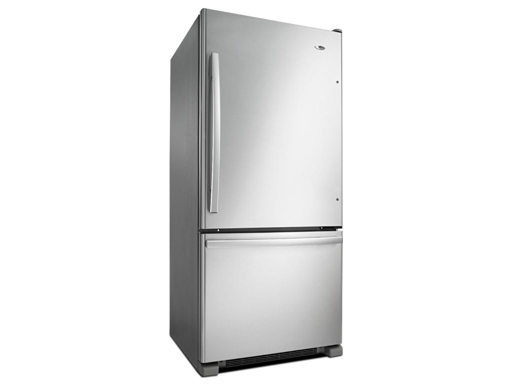 Amana Bottom Mount Refrigerators18 5 Cu Ft Freezer Refrigerator