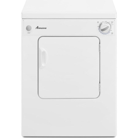 3.4 cu. ft. Compact Dryer