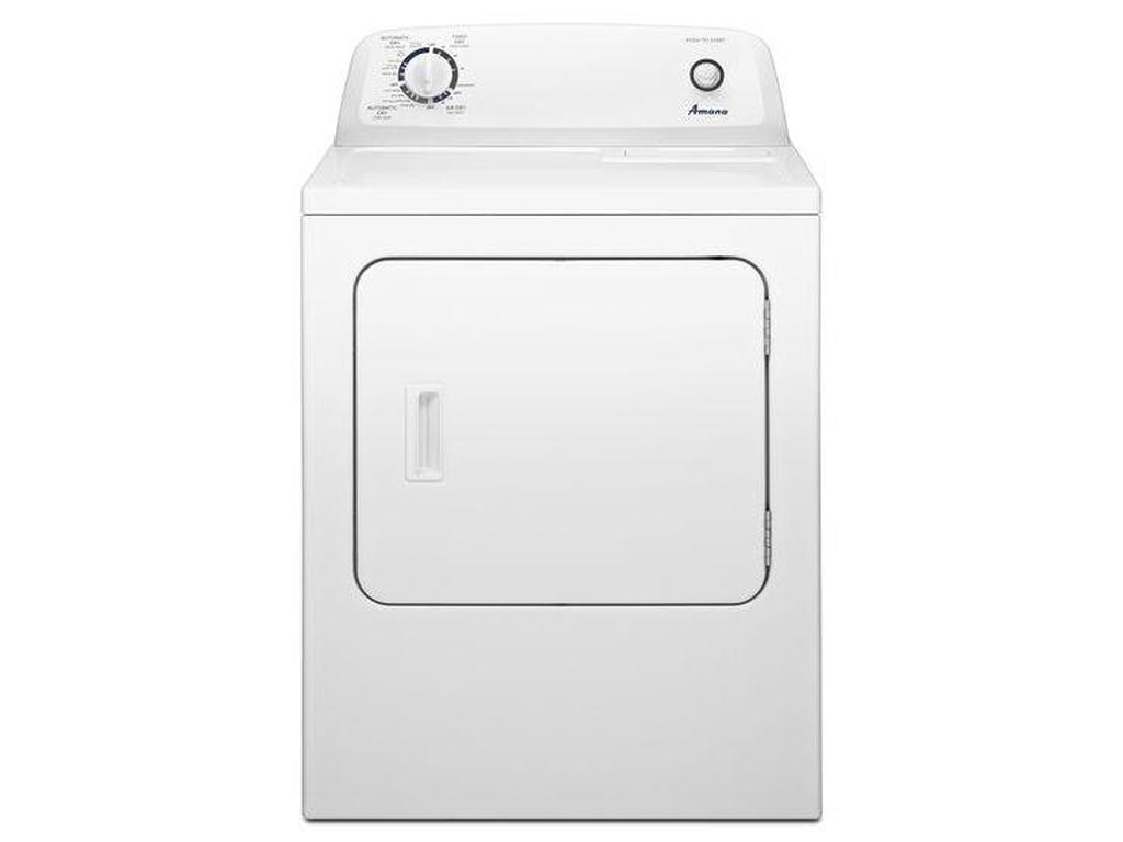 Amana Dryers6.5 cu. ft. Front-Load Electric Dryer