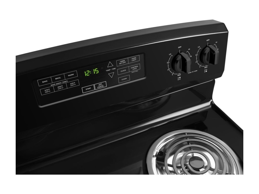Amana Electric Ranges - Amana30-inch Electric Range with Self-Clean Optio