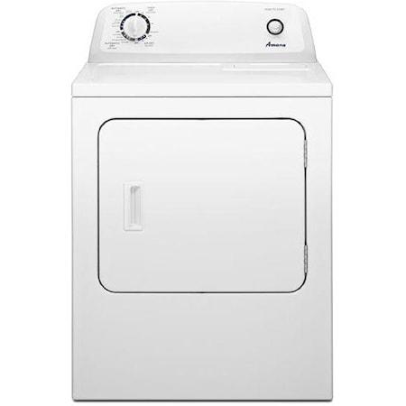 6.5 cu. ft. Top-Load Gas Dryer
