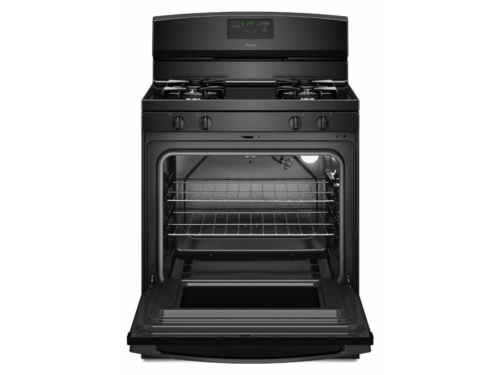 Amana Gas Range5.0 CU. FT. Gas Range