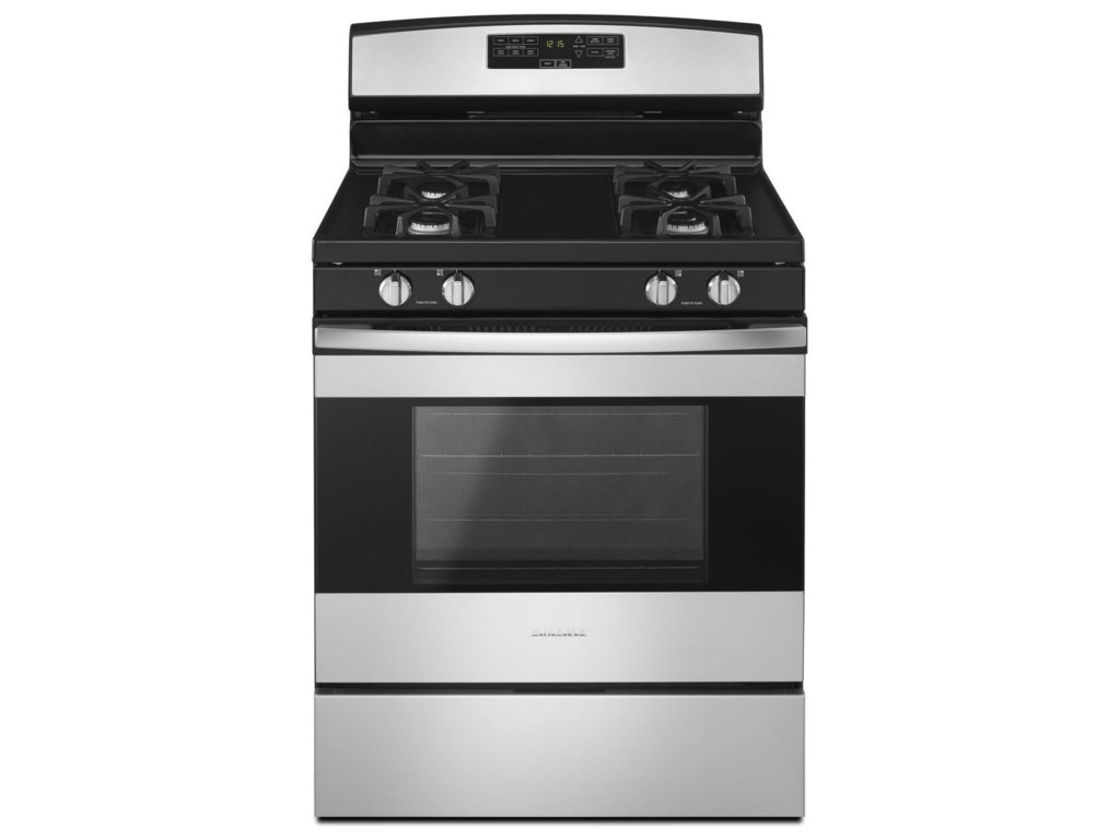 Amana Gas Stoves The Best Stove 2017 Agr5844vdw Wiring Diagram 5 1 Cu Ft Range In White Agr5330baw