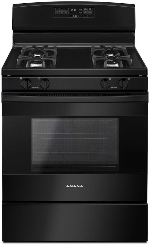 Amana Draft Down Cooktops ~ Amana inch gas range with self clean option boulevard