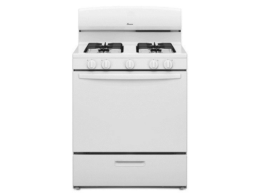 Amana Gas Ranges5.1 cu. ft. Gas Oven Range with Sealed Gas B