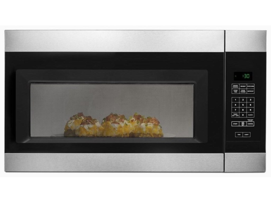 Amana Microwaves1.6 Cu. Ft. Over-the-Range Microwave