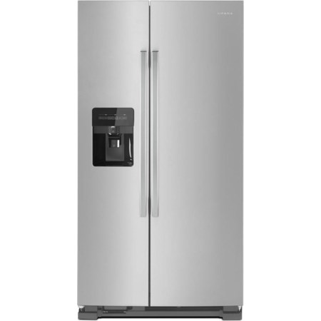 33-inch Side-by-Side Refrigerator with Dual