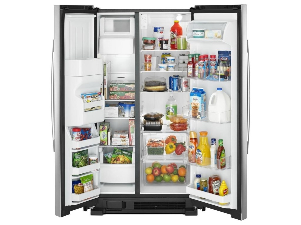 Amana Side-By-Side Refrigerators36