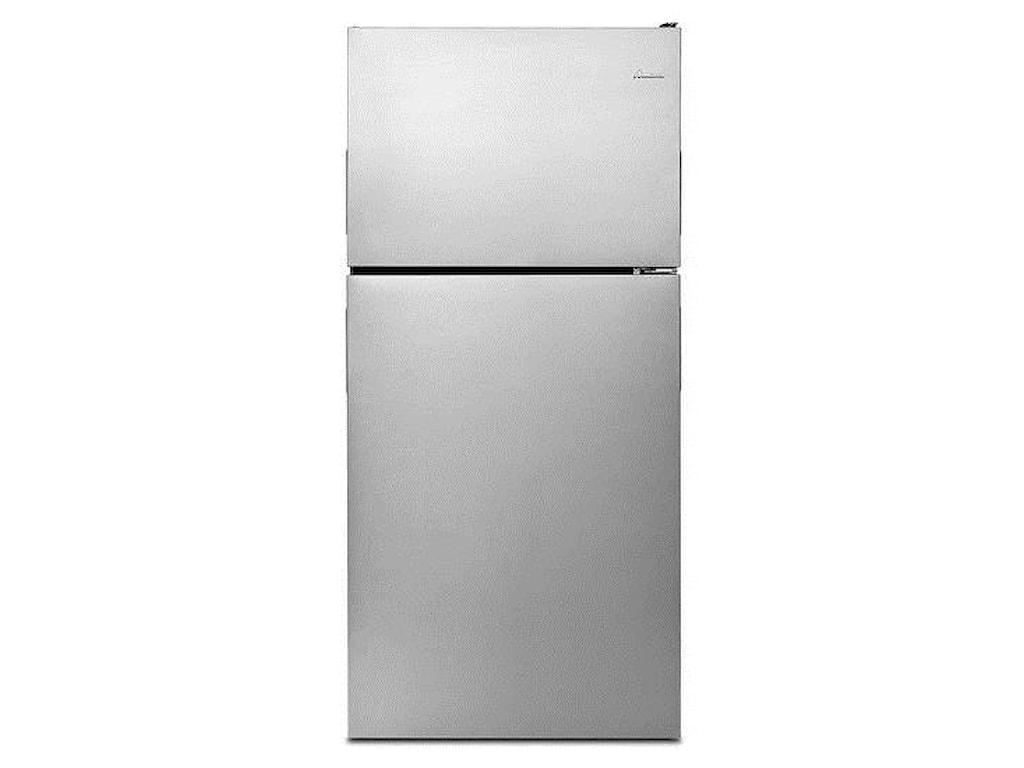 Amana Top Mount Refrigerators18 cu. ft. Top-Freezer Refrigerator