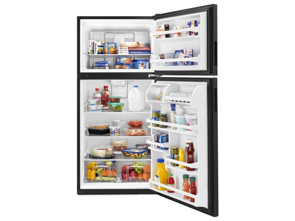 Amana Top Mount Refrigerators30-inch Wide Top-Freezer Refrigerator with G