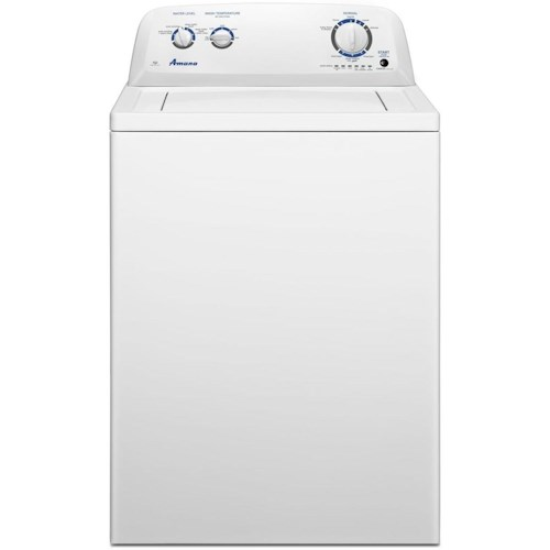 Amana Washers Amana 3.5 cu. ft. Top-Load Washer with Dual Action Agitator
