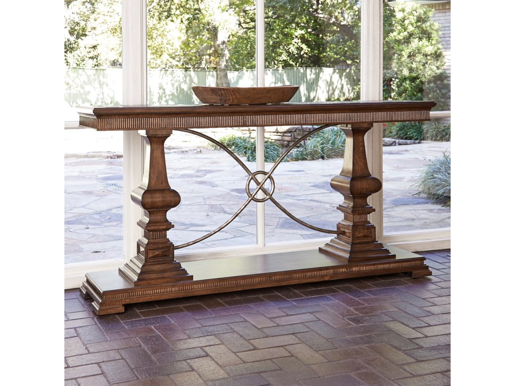 Ambella Home Collection Accent TablesWoodford Console Table