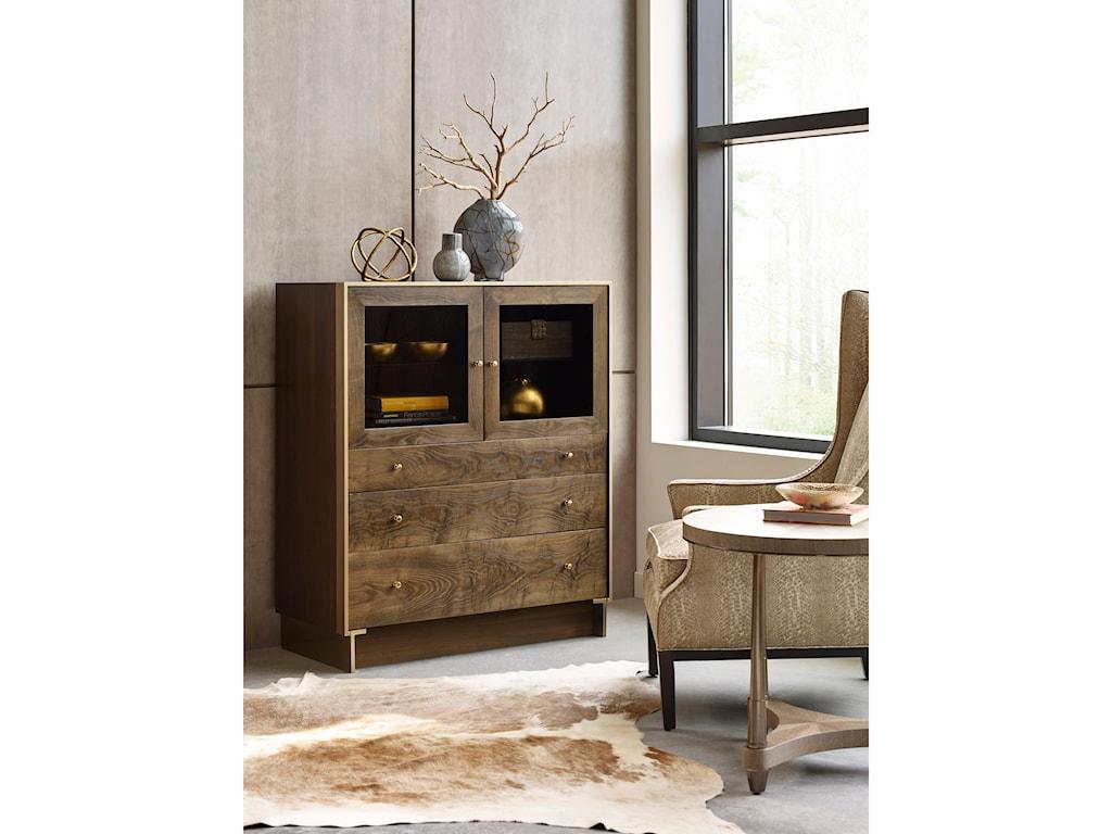 American Drew Ad Modern OrganicsLaurel Bunching Cabinet