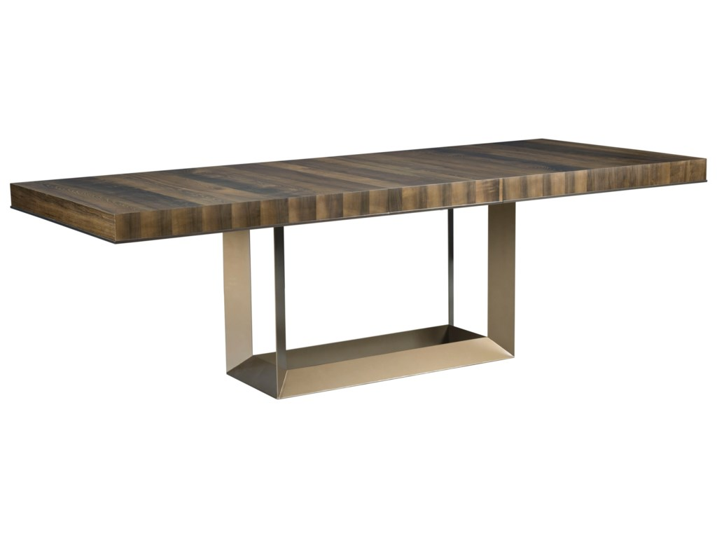American Drew Ad Modern OrganicsBandon Rectangular Dining Table