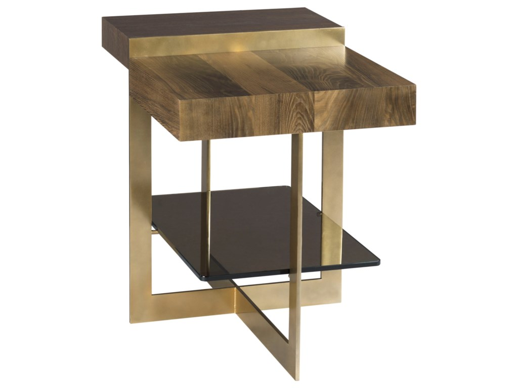 American Drew Ad Modern OrganicsWinkler End Table