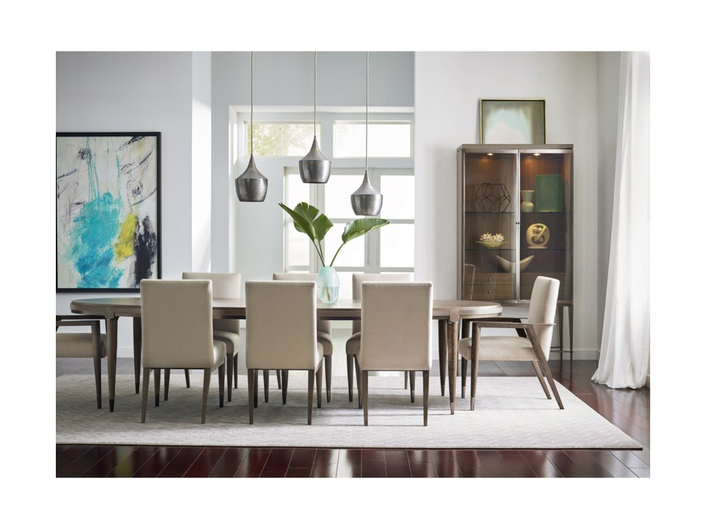 American Drew Ad Modern ClassicsFormal Dining Room Group