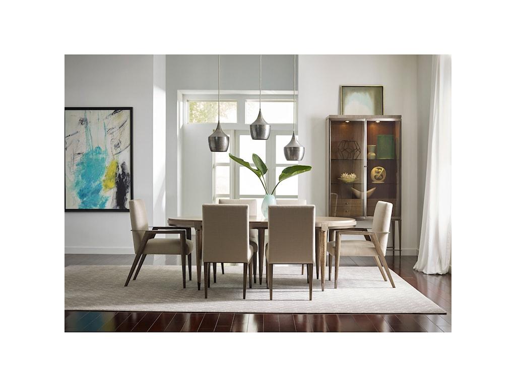 American Drew Ad Modern ClassicsFormal Dining Room Group