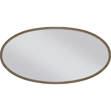 Ramsey Oval Mirror