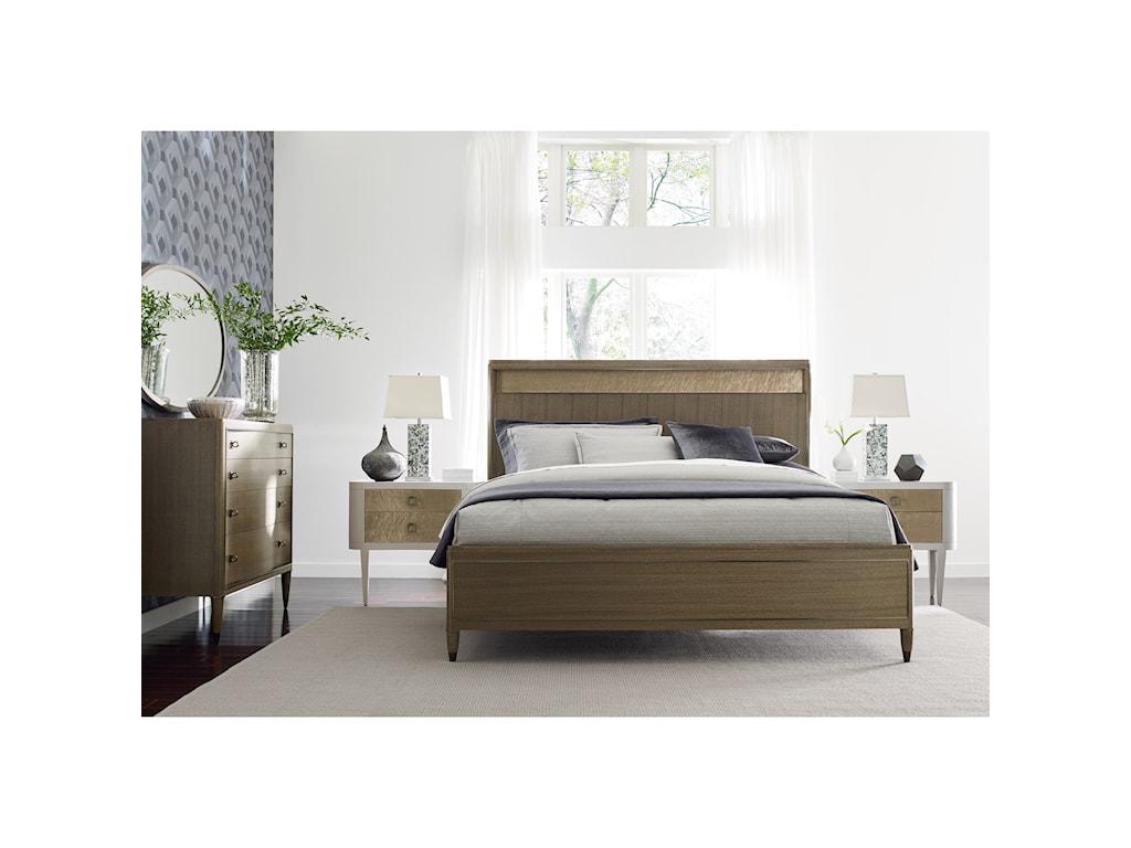 American Drew Ad Modern ClassicsCraven King Platform Bed
