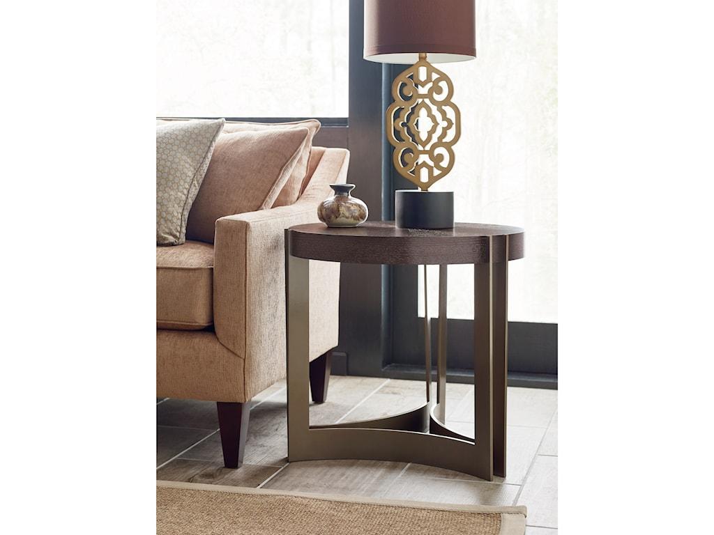 American Drew Ad Modern ClassicsKent Lamp Table