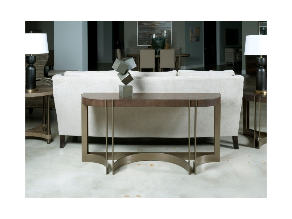 American Drew Ad Modern ClassicsRome Console Table
